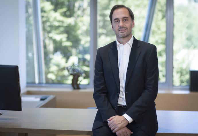 Rafael Sterling es el nuevo Director General del Grupo Irizar