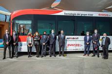 Málaga y Avanza ponen en servicio el primer autobús cero emisiones