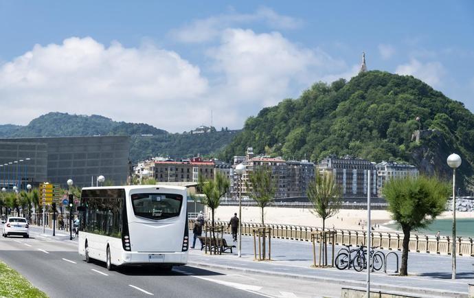 Bulgaria, próximo destino de 44 autobuses cero emisiones de lrizar