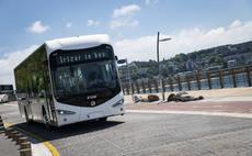 lrizar realizará la entrega de ocho autobuses eléctricos a Hamburgo