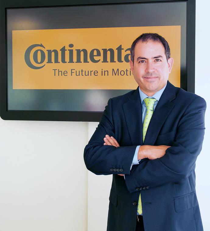 Jorge Fernández, nuevo Marketing Manager en Continental