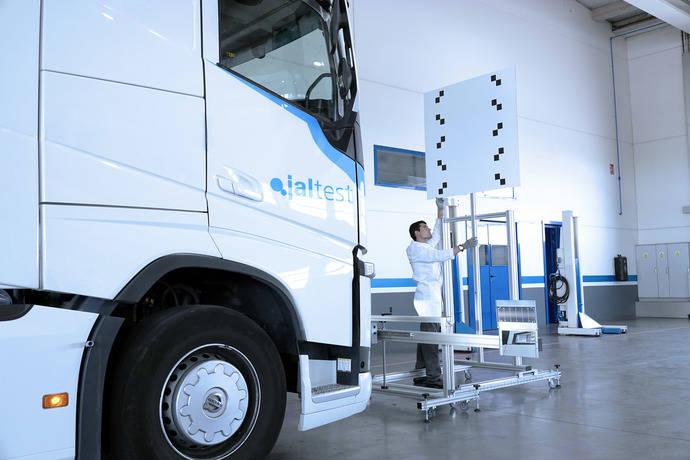 Nueva solución de calibración Cojali en sistemas asistencia a la conducción
