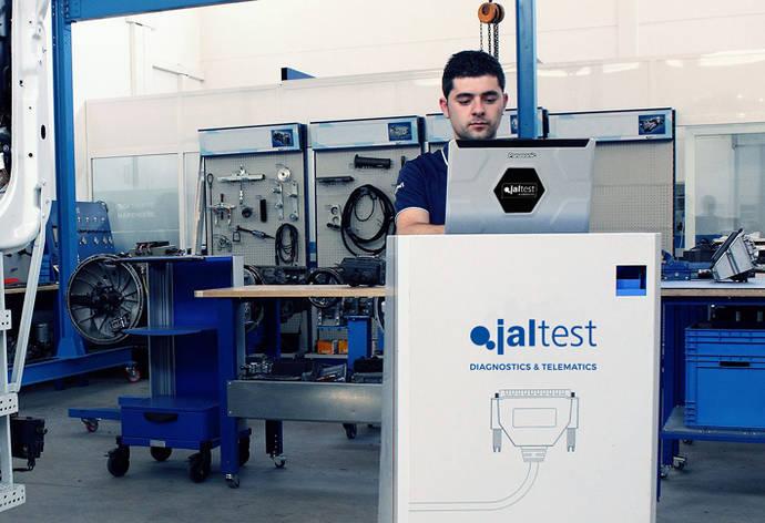 RAF incorpora la solución de Jaltest Telematics