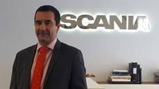 Scania Finance nombra como director comercial a Jesús Tejada