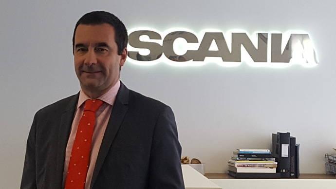 Scania Finance elige nuevo director comercial