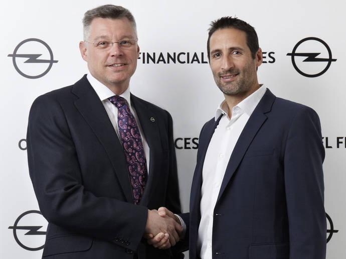 Opel lanza su propia actividad financiera en España, Opel Financial Services