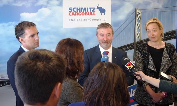 Schmitz Cargobull llegará hasta a la última milla en España