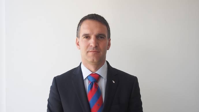 Nuevo director general de Schmitz Cargobull Ibérica
