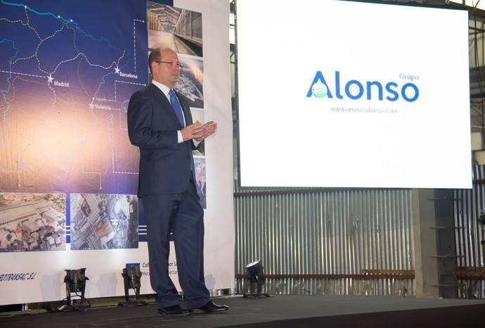 Grupo Alonso presenta en Valencia el Plan Logístico Global