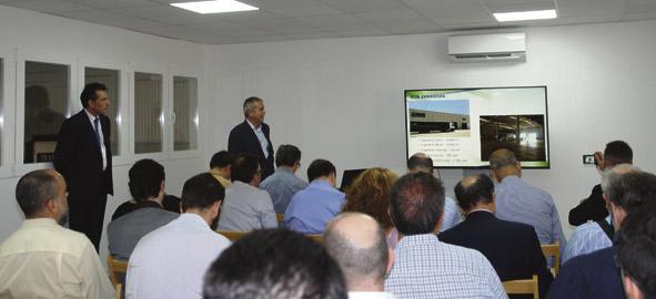 Palletways Iberia prevé doblar la compañía en los próximos cuatro años