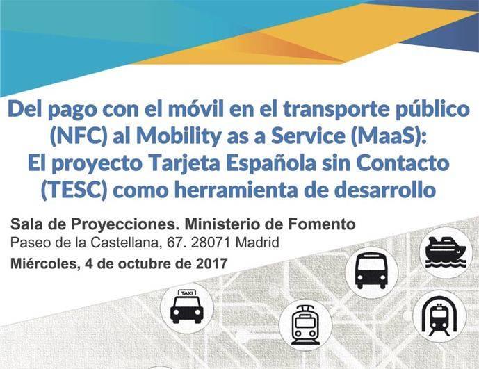ITS España organiza una jornada sobre Movilidad como un Servicio (MaaS)