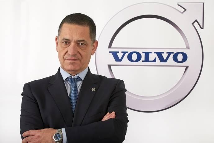 Stéphane de Creisquer deja la dirección de Volvo Trucks España
