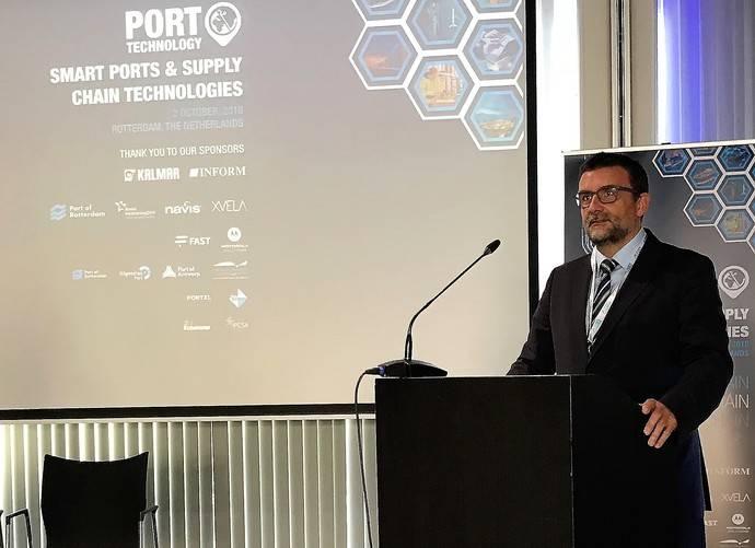 Puerto de Valencia usará 'Blockchain' para dar visibilidad a la cadena logística