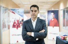 José Luis Arenas García, director general del área Transport Solutions para España, Portugal y Marruecos.