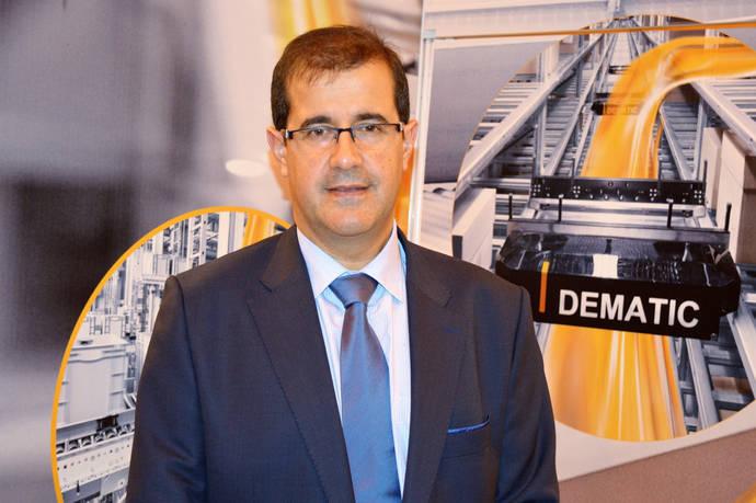 José Fernández, Sales & Account Manager de Dematic