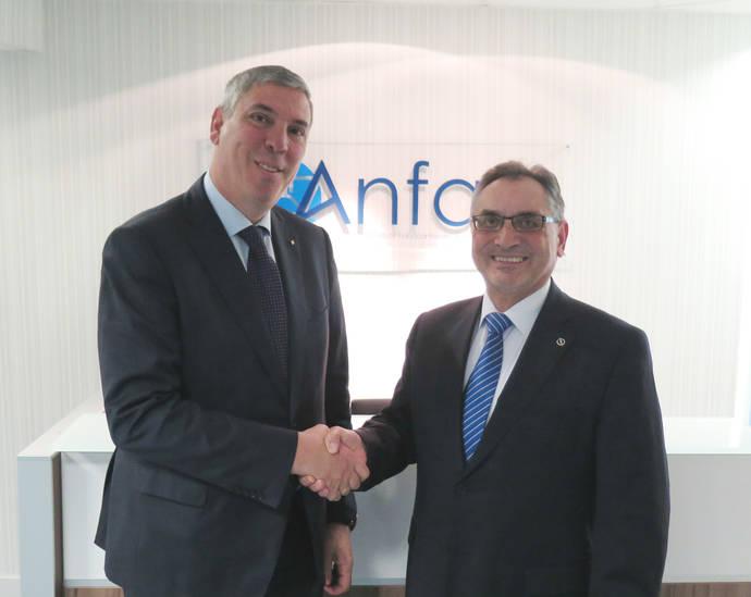 José Vicente de los Mozos es nombrado nuevo presidente de Anfac