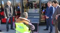 El CRTM compra cuatro autobuses ecológicos para Alcalá de Henares