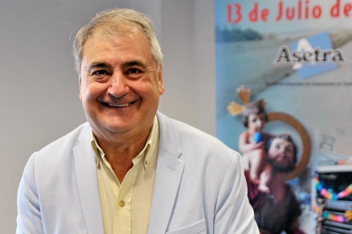 Juan Andrés Saiz Garrido reelegido presidente de Asetra