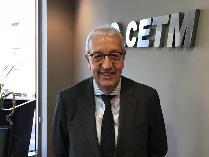 Juan Castellet San Miguel es elegido presidente de CETM Multimodal