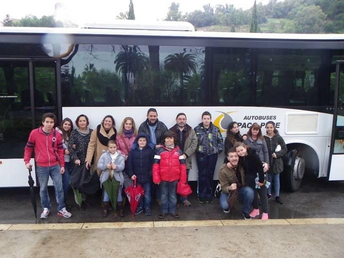 Autobuses Paco Pepe unido a la asociación Hogar Abierto