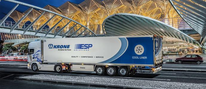 ESP Solutions adquiere 60 remolques frigoríficos de Krone
