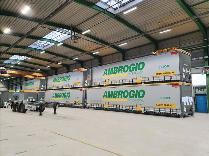 El acuerdo entre Kässbohrer y Ambrogio continúa con 150 vehículos