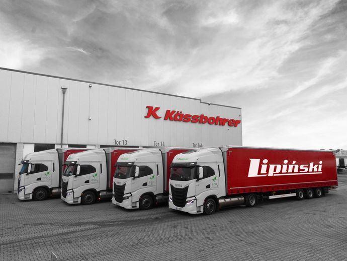 Kässbohrer: nueva asociación con P.U.H Lipinski de Polonia