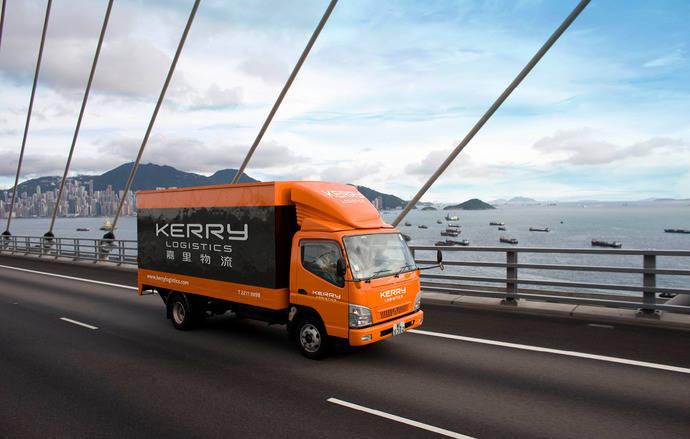 Kerry Logistics logra un crecimiento de dos dígitos en volumen de negocio
