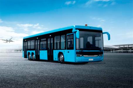 King Long mostrará novedades en Busworld