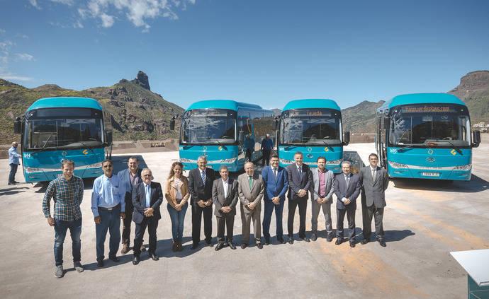 El King Long U10 se presenta a nivel mundial con la empresa Global
