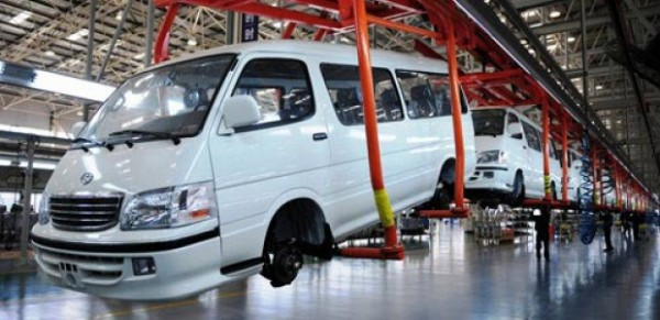 King Long alcanza las 23.000 furgonetas vendidas en Egipto