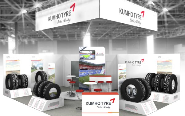Kumho presenta dos nuevos productos en Solutrans 2017