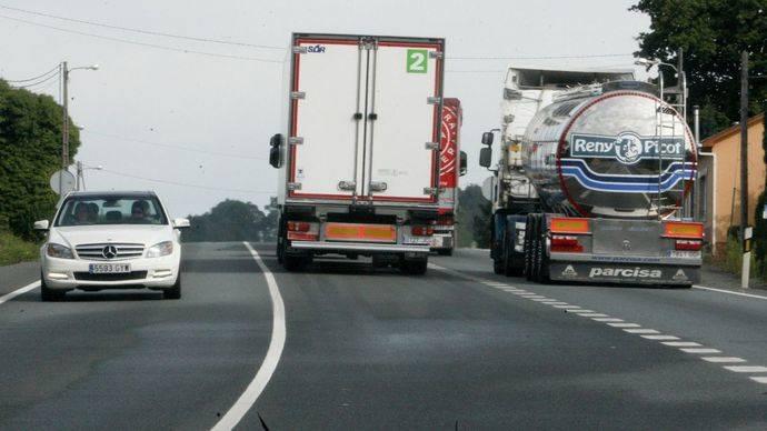 Galicia lleva a cabo un plan de ayuda a la formación, para transportistas