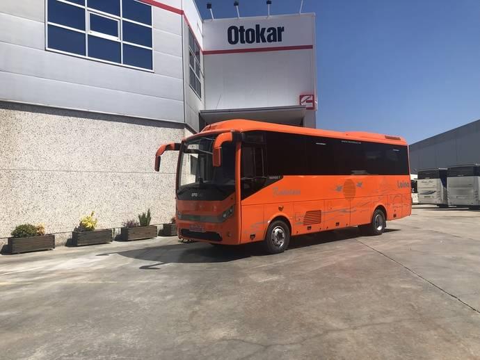 Laina Tour adquiere a Somauto un Otokar Navigo T