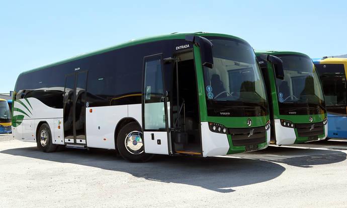 Transportes Insular La Palma opta por el SB3 de Sunsundegui