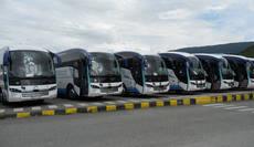Autocares Sunsundegui entregados a La Union