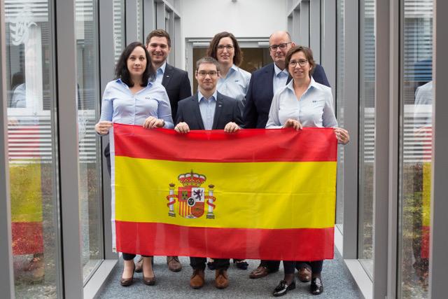 LIS toma la decisión de abrir una oficina en la Península Ibérica