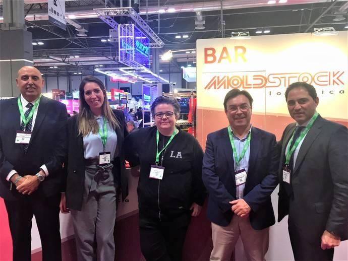 Participación destacada de Moldstock Logística en Logistics Madrid