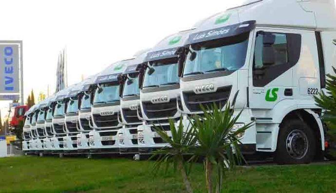 Luis Simões renueva su flota con 200 nuevos camiones Iveco