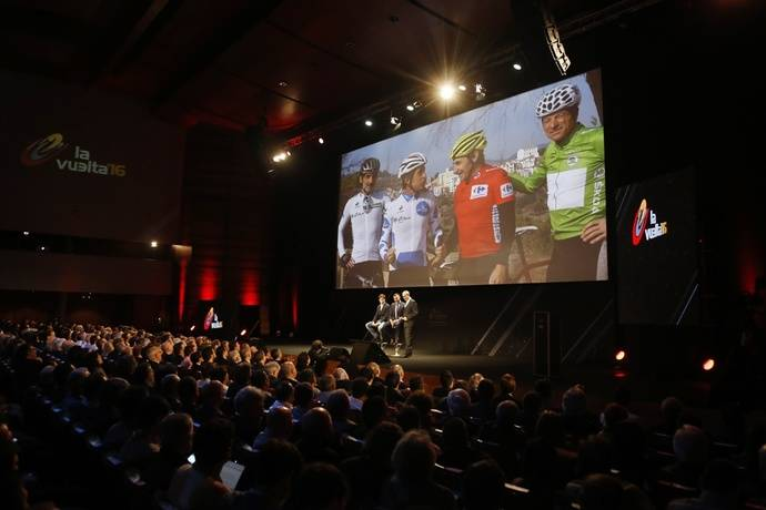Azkar DACHSER Group gestionará la logística de La Vuelta 2016