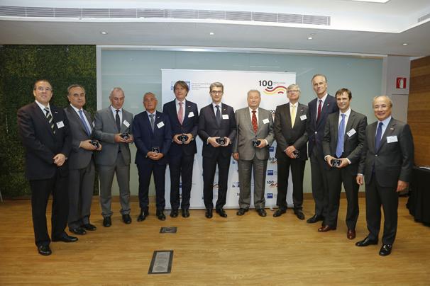 Cámara Comercio Alemana para España galardona a Linde Material