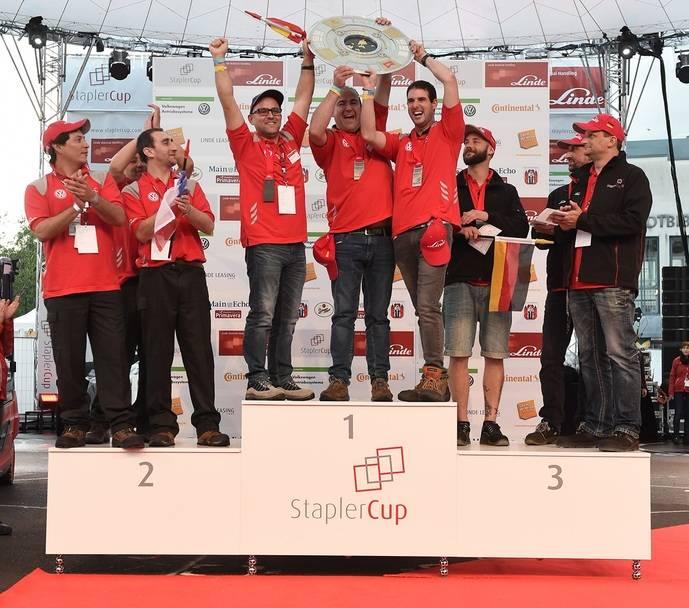 Linde y la Copa Nacional de Carretilleros de España 2016