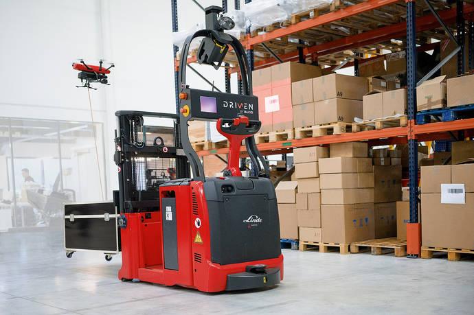 Linde Intralogistics Solutions, nueva división para una nueva era logística