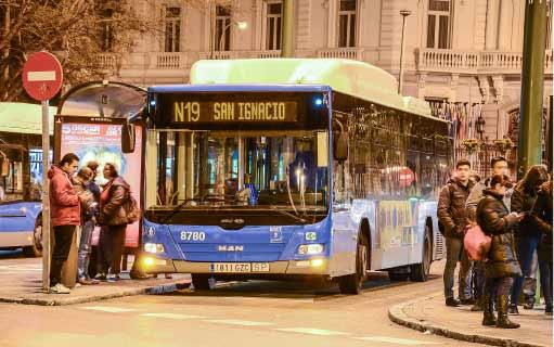 EMT Madrid reforzará la red por World Pride'17