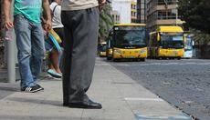Las Palmas aumenta un 21% su oferta de Guaguas