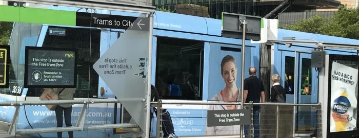 Xerox muestra en Melbourne cómo será el transporte del futuro