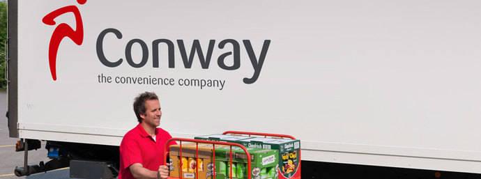 Conway gestionará la cadena de suministro de las enseñas de FoodBox