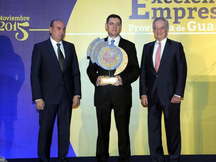 Logiters recibe el premio a la Empresa del Año por CEOE-CEPYME