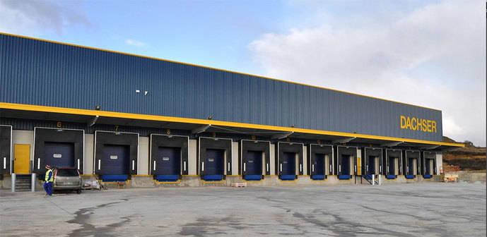 Dachser inaugura nuevas instalaciones en las ciudades de Logroño y Zaragoza