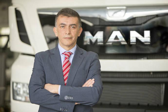 Luis Izquierdo, director comercial de Furgonetas de MAN Truck & Bus Iberia